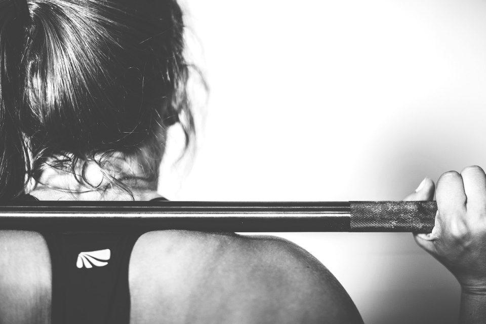 Crossfit Sports Fitness Training Exercise Athlete